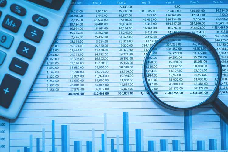 انواع ترازنامه حسابداری