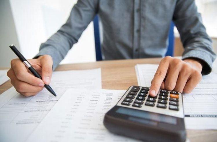 درآمد مشاغل حسابداری